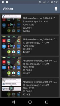 AB Screen Recorder2
