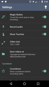 AB Screen Recorder4