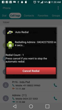 Auto Redial3
