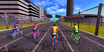 BMX Extreme Bicycle Race 22