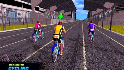 BMX Extreme Bicycle Race 23