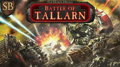 Battle of Tallarn logo