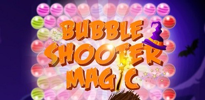 Bubble Shoot Magic 1