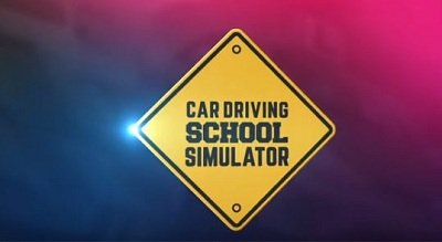 Car Driving School Simulator logo