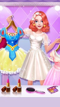 Cinderella Makeup Salon 1