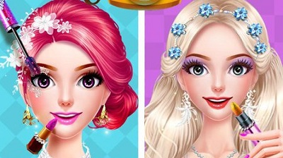 Cinderella Makeup Salon 2
