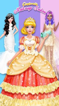 Cinderella Makeup Salon 3