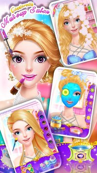 Cinderella Makeup Salon 4