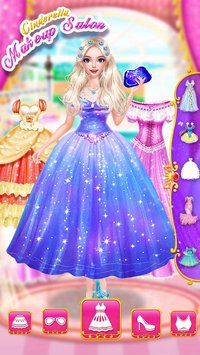 Cinderella Makeup Salon 5