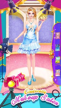 Cinderella Makeup Salon 7