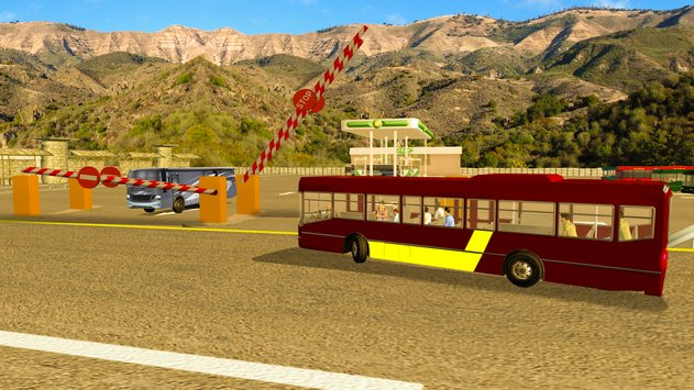 Coach Bus Simulator Driving 2 2
