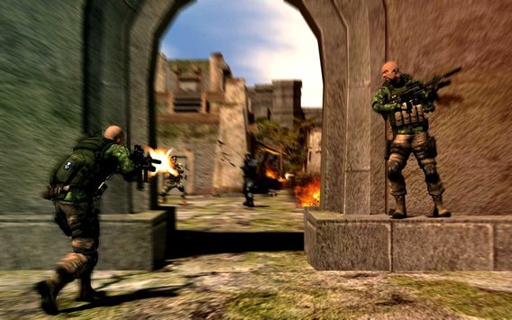 Counter Terror FPS Action 2