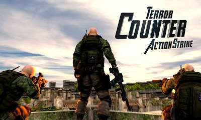Counter Terror FPS Action logo