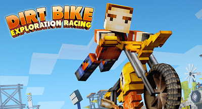 Dirt Bike Exploration Racing logo