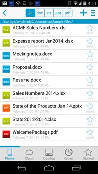 Docs To Go Free Office Suite1