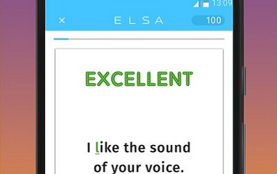 ELSA Speak Reduce your accent