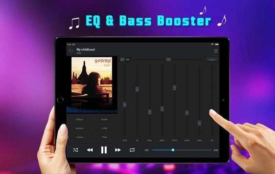 Equalizer Music Player8