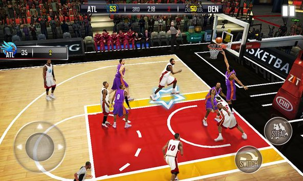 Fanatical Basketball 2