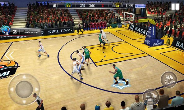 Fanatical Basketball 3