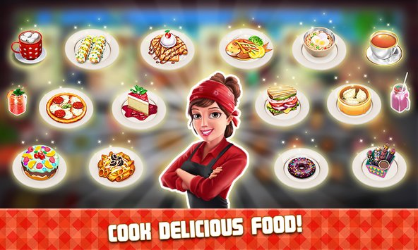 Food Truck Chef Cooking Game 1