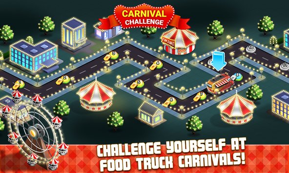 Food Truck Chef Cooking Game 2