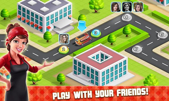 Food Truck Chef Cooking Game 3