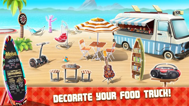 Food Truck Chef Cooking Game 4