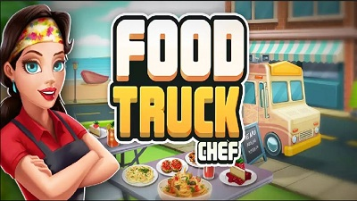 Food Truck Chef Cooking Game logo
