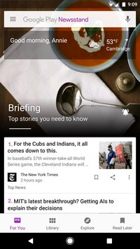 Google Play Newsstand1