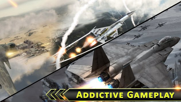 Jet Fighter Air Attack2