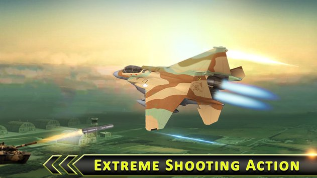 Jet Fighter Air Attack3