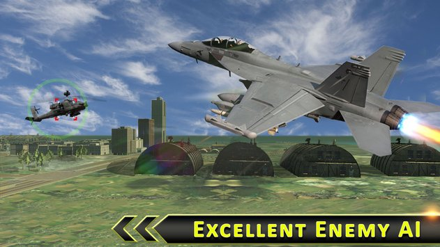 Jet Fighter Air Attack4