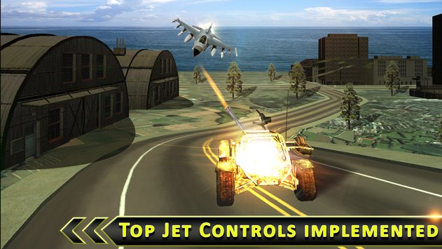Jet Fighter Air Attack5