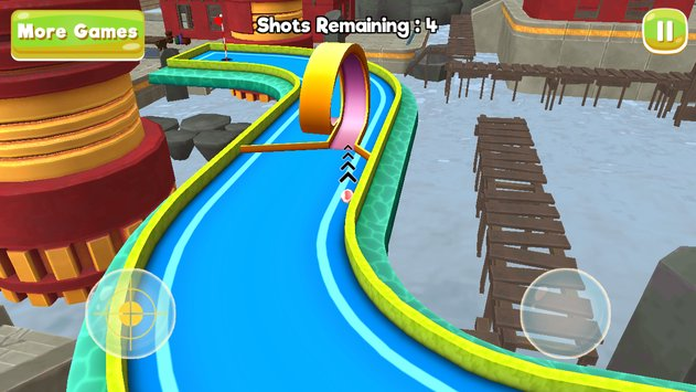 Mini Golf 3D City Stars Arcade 1