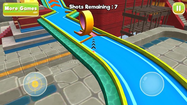 Mini Golf 3D City Stars Arcade 5