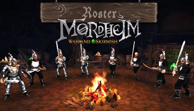 Mordheim Warband Skirmish logo