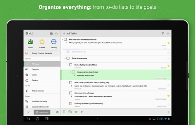 MyLifeOrganized To Do List