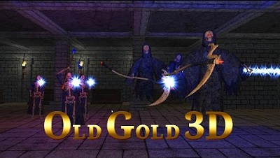 Old Gold 3D Dungeon Quest RPG 0