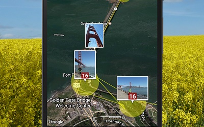 PhotoMap PRO Photo Gallery
