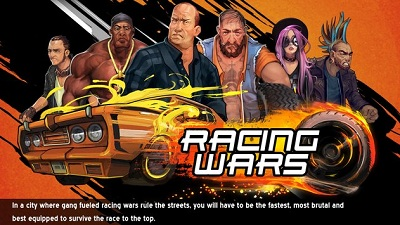 Racing Wars – Go!