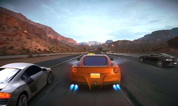 Real Asphalt Racing For Speed 2