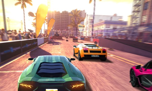 Real Asphalt Racing For Speed 3
