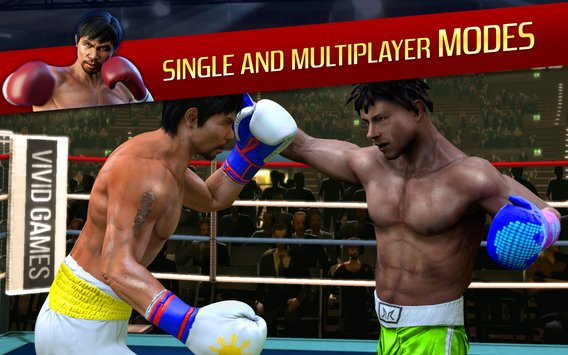 Real Boxing Manny Pacquiao 1