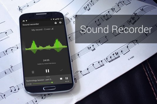 Recordr Sound Recorder Pro11