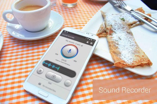 Recordr Sound Recorder Pro12