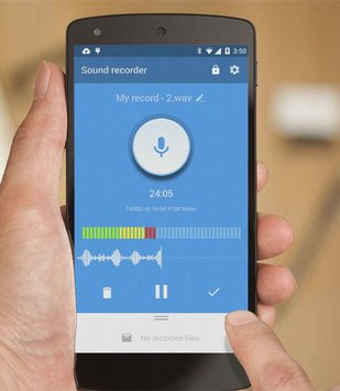 Recordr Sound Recorder Pro7