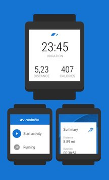 Runtastic Running Fitness5