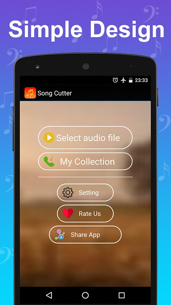 Song cutter Pro Advance1