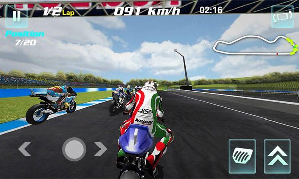 Speed Moto GP Traffic Rider 1