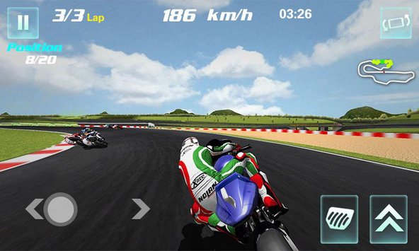 Speed Moto GP Traffic Rider 3